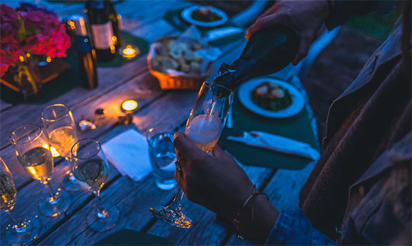 Read more: The perfect wine for a dinner with friends
