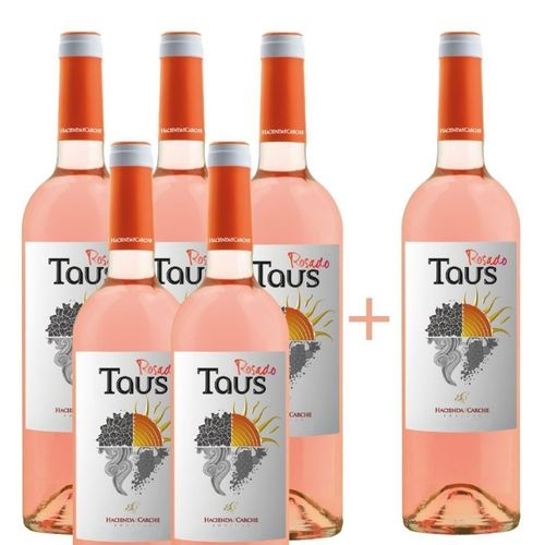 5+1 TAUS ROSE (before  ̶3̶1̶.̶5̶0̶€̶) NOW 26.25€