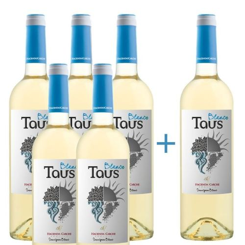 5+1 TAUS WHITE (before  ̶3̶3̶€̶) NOW 27.50€